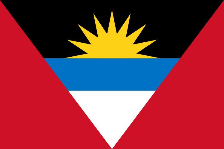 Bandera de Antiguaybarbuda