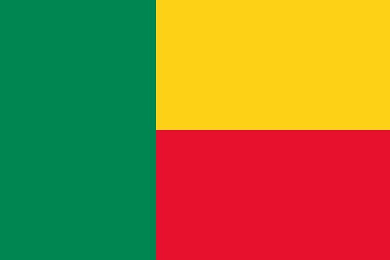 Bandera de Benin
