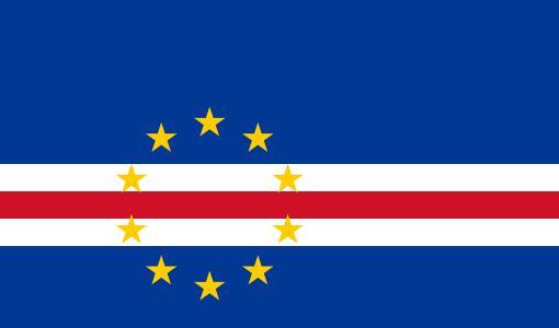 Bandera de Caboverde