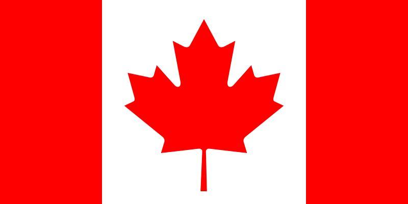 Bandera de la Rep�blica de Canada