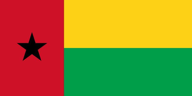 Bandera de Guineabissau