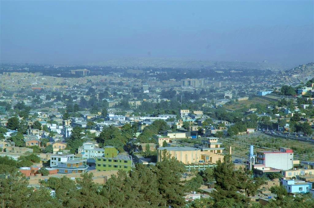 Kabul capital de Afganistán