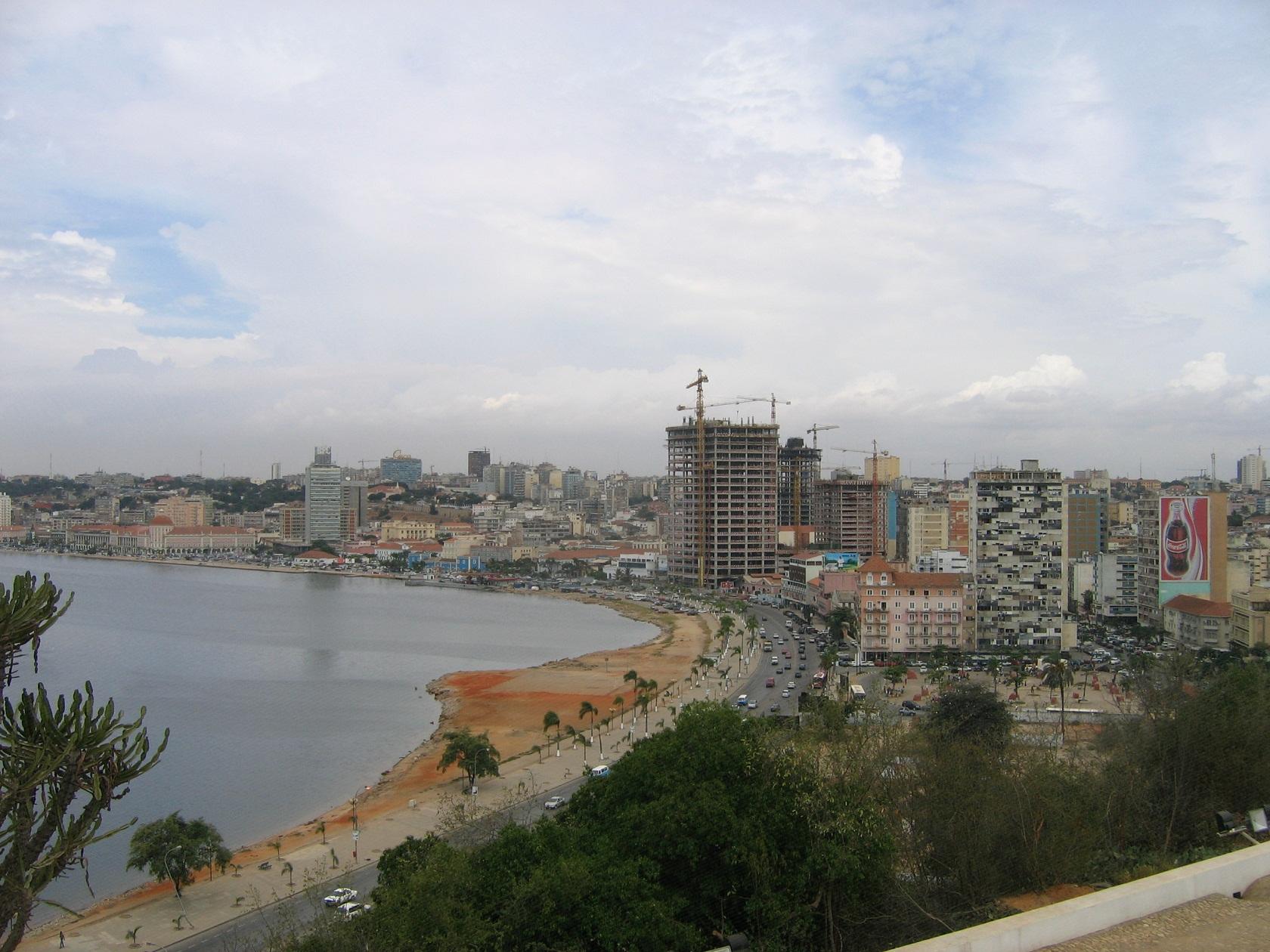 Luanda Capital de Angola