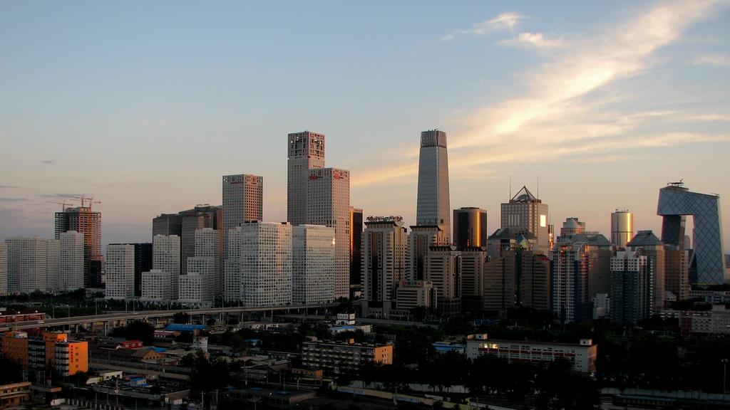 Pekin capital de China