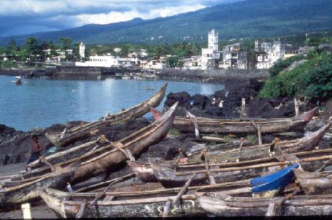 Ciudad de Moroni Capital de Comores