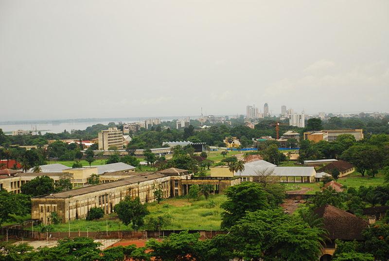 Kinshasa Capital de la republica democratica del Congo