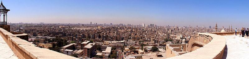 El Cairo Capital de Egipto