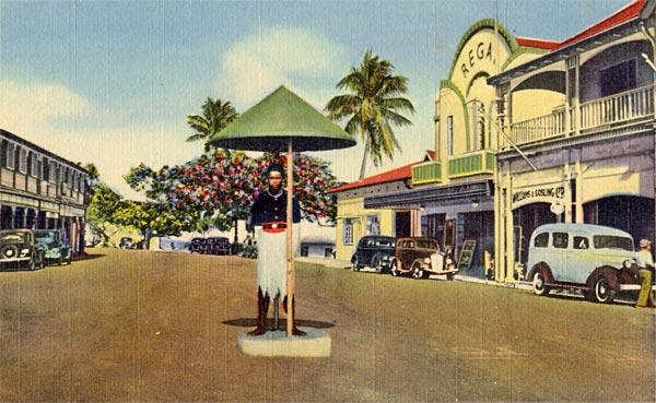 Suva Capital de Fiyi y Ciudad mas poblada