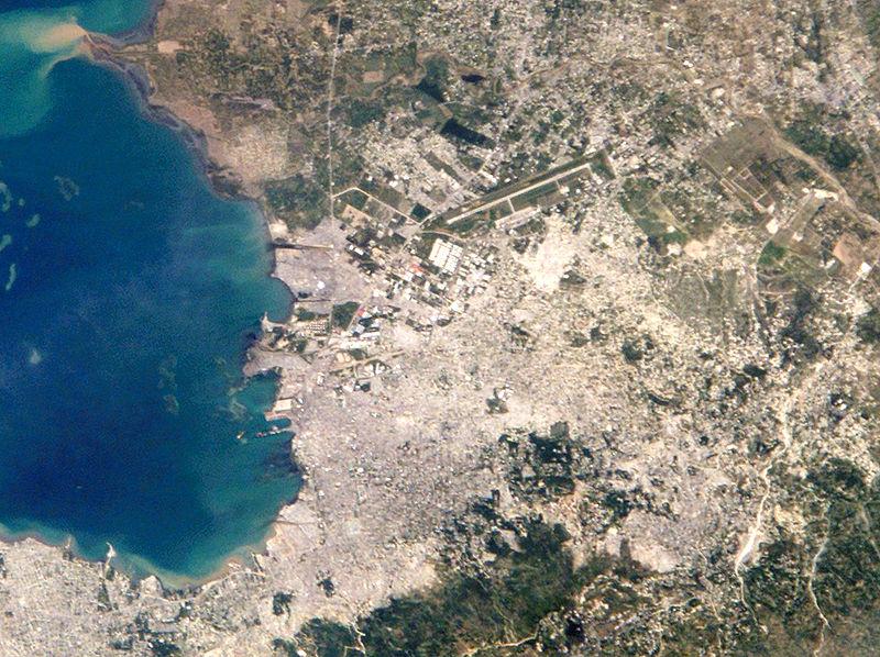 Puerto Principe Capital de Haití