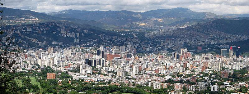 Caracas Capital de Venezuela