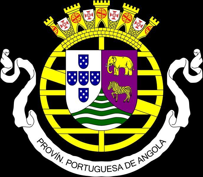 Escudo de Armas de Angola
