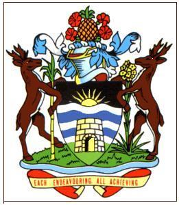 Escudo de Antiguaybarbuda