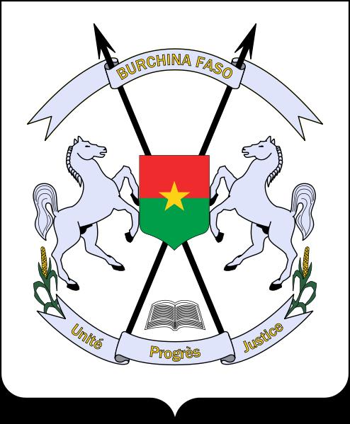 Escudo de Burkinafaso