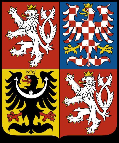 Escudo de Republica Checa