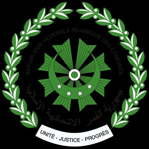 Escudo de Comores