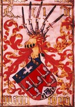 Escudo del Congo reino