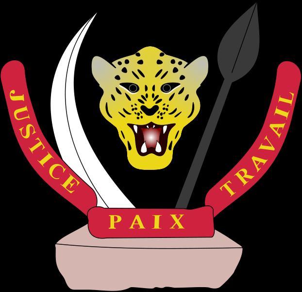 Escudo de la Republica dempcratica del Congo