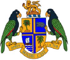 Escudo de Dominica