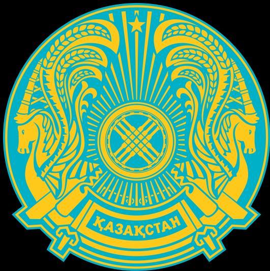 Escudo de Kazajistan