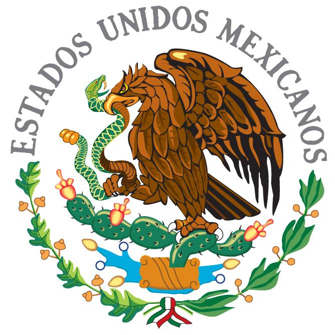 Escudo de Estados Unidos Mexicanos