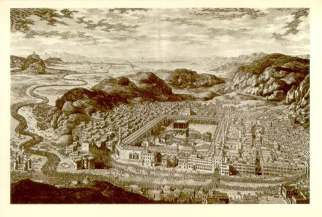 La meca 1850