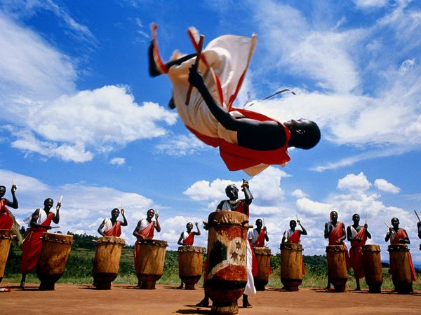 Danza de burundi