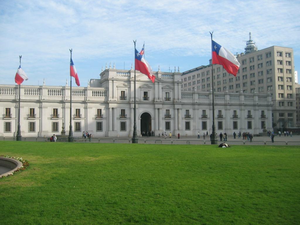 Palacio de la Monera cede del gobierno de chile