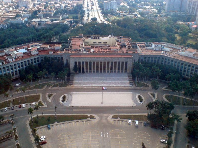 Plaza La Habana cede del Gobierno de Cuba