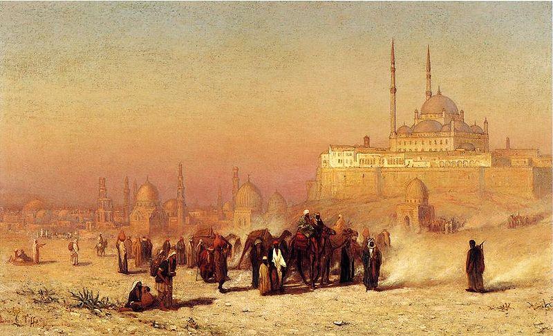 El viejo Cairo