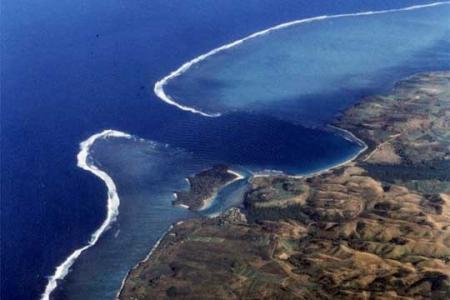 Playa  de Fiyi