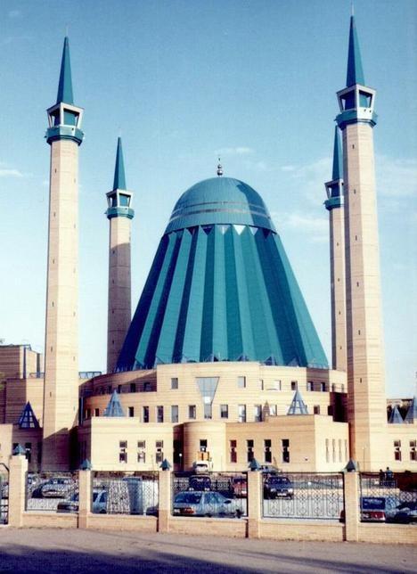 Mezquita de Pavlodar