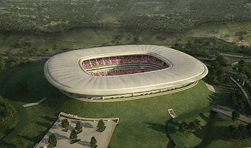 Estadio obniligt  casa de chivas club deportivo guadalajara