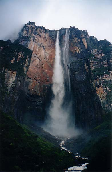 salto Angel Cascada de venezuela